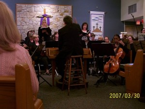 Bach B Minor Mass Performance